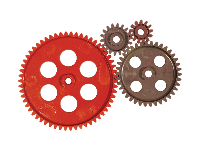 Gears and Pulleys